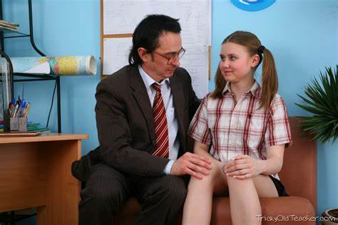 Teacher Pounding Down And Destroy With A Old Teenage Of His