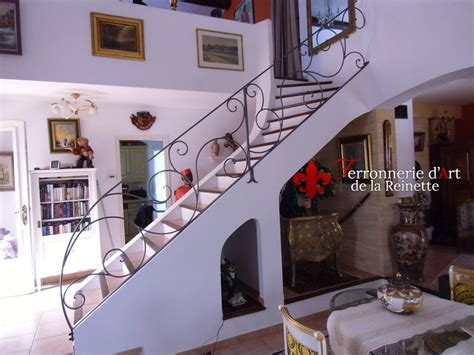 escalier en fer forge interieur re d escalier en fer forg 233 224 aix en provence