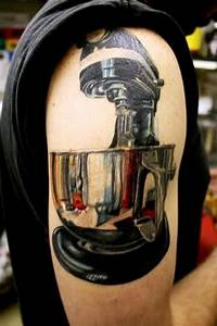 The gallery for --> Pastry Chef Tattoo Ideas
