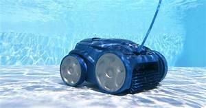 Robot Piscine Electrique : le robot de piscine lectrique nettoyez le fond de votre ~ Melissatoandfro.com Idées de Décoration