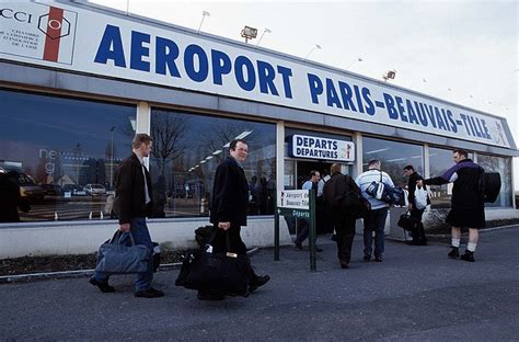 beauvais  aeroport qui compte