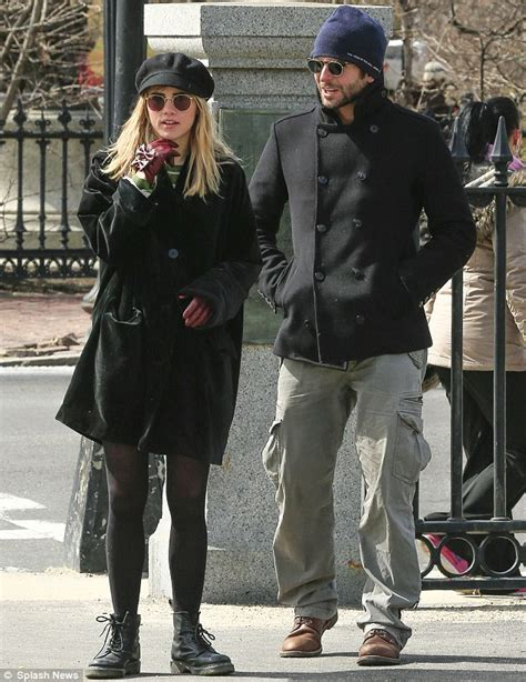 Bradley Cooper in Boston with his 20-year-old model ...