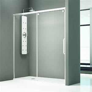 Paroi Douche Baignoire : paroi de baignoire et douche panneaux coulissants profiltek ~ Farleysfitness.com Idées de Décoration