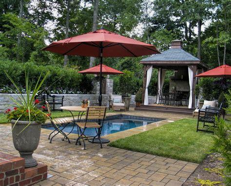 backyard pool cabana pictures backyard pool and cabana