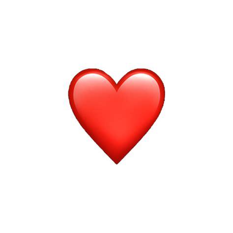 rojo red corazon heart sticker