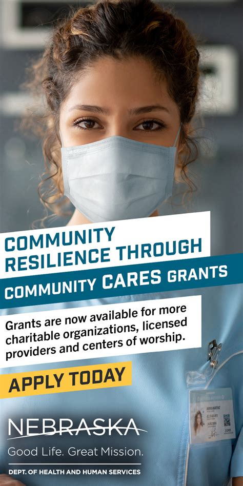 COVID-19 Community CARES Grants
