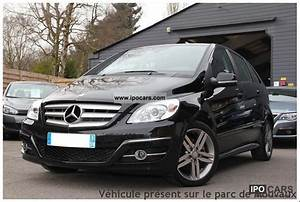 Mercedes Classe B 180 : 2010 mercedes benz class b 2 180 cdi sport cvt car photo and specs ~ Gottalentnigeria.com Avis de Voitures