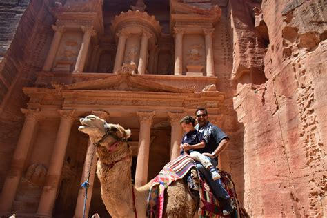 Take Your Kids On An Indiana Jones Adventure In Petra