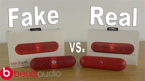 real beats pill   fake beats pill      difference   buy