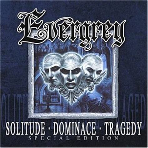 dominance special edition solitude dominance tragedy co uk