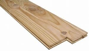 Planche Bois Brut Brico Depot : plancher en pin maritime noueux brut l 2000 x l 140 mm ~ Dailycaller-alerts.com Idées de Décoration