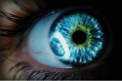 Eyes Rare Eye Bright Colors Sea Colored