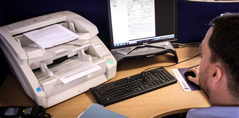 professional paper scanning services  confidential
