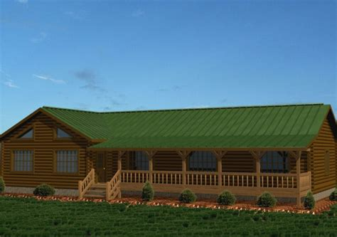 story log homes   steal  show house plans