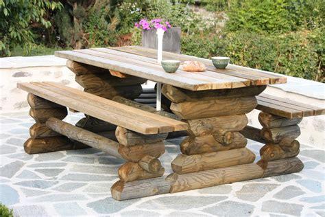 3 id 233 ez de meubles que l on peut faire en rondins de bois
