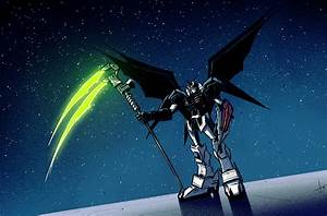 Gundam Deathscythe Hell by dcjosh on DeviantArt