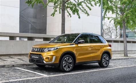Suzuki 2019 : 2019 Suzuki Vitara Facelift Unveiled