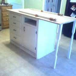 kitchen island bases base cabinets repurposed to kitchen island