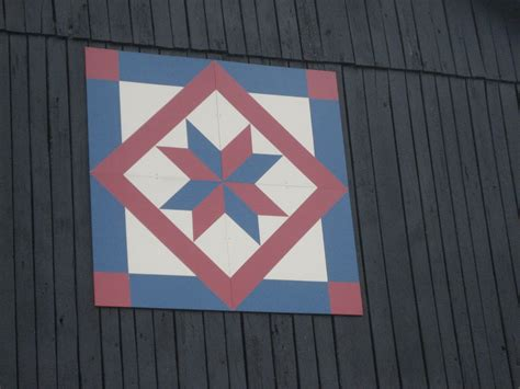 Simple Amish Barn Quilt Patterns