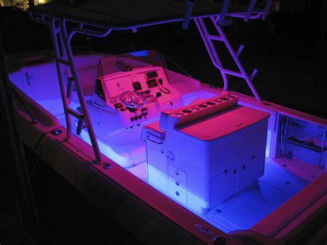 led lighting models of led boat lights led