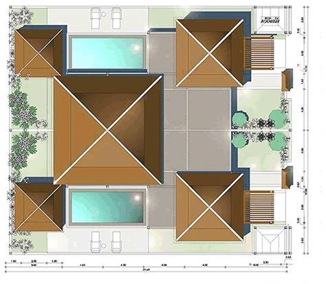 lersuang townhomes bang tao floor plans
