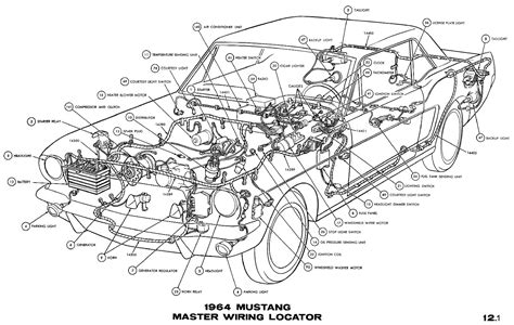 Mustang Instrument Wiring Diagram Auto Electrical