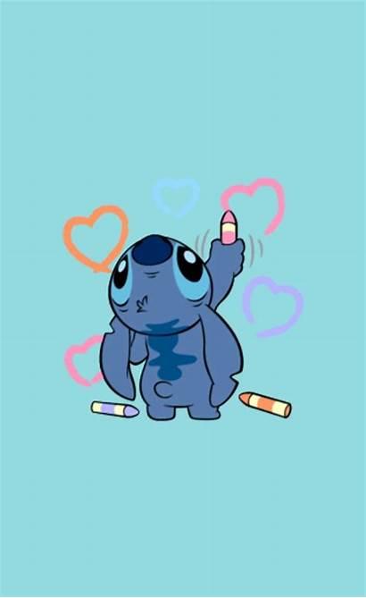 Stitch Wallpapers Backgrounds Disney Hintergrundbild Itl Hearts
