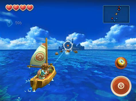 Boat Horn App by App Der Woche Oceanhorn Of Uncharted Seas