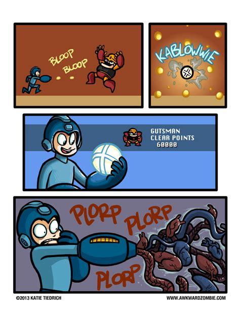Megaman Memes - gut reaction mega man rockman know your meme