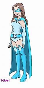 Ice Justice League Unlimited