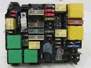 Used Peugeot 208 Fuse Box