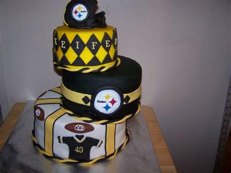 Pittsburgh Steelers Birthday Cake