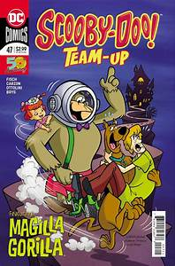 Preview: 'Scooby-Doo Team-Up' #47 — Good Comics for Kids