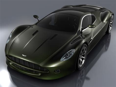Aston Martin Amv10 Best Car Wallpapers