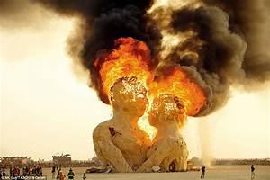 Photographer NK Guy's Art of Burning Man book shares his ...