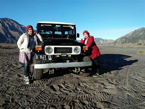 sewa jeep bromo murah  start malang pasuruan probolinggo