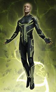 Electro Concept Art by Keith Christensen For 'The Amazing ...
