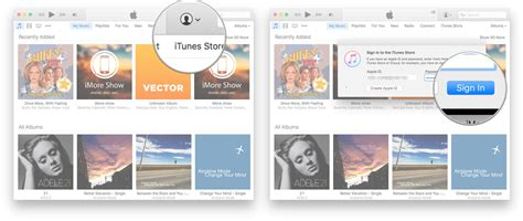 How To Set Up And Start Using Itunes On Mac