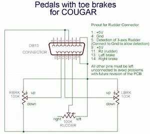 Converting Tm Elite Pedals To Usb