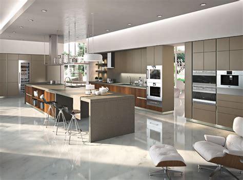 snaidero design modern kitchen los angeles