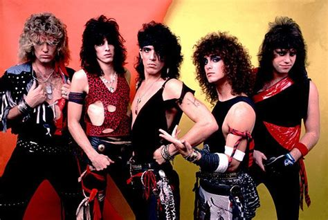 The ridiculousness of 80's hair bands....   Sports, Hip ...