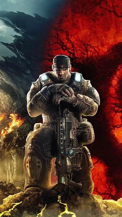 Gears War 4k Iphone Wallpapers Xbox Pc