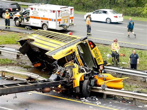 77-year-old School Bus Driver Charged In Deadly Crash With