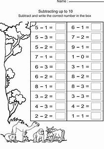 Printable Grade 1 Math Worksheets