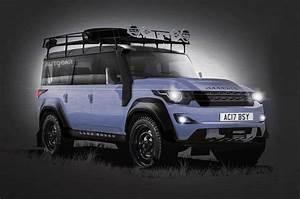Nouveau Land Rover Defender : nicht viel das wei man vom land rover defender neu ~ Medecine-chirurgie-esthetiques.com Avis de Voitures