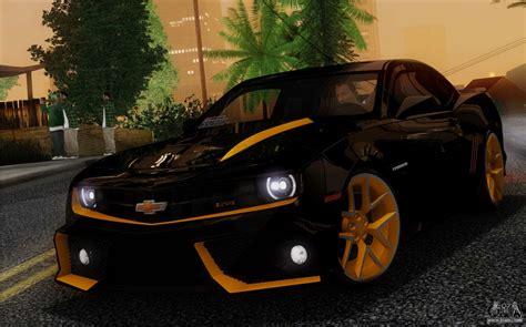 Chevrolet Camaro Vr (ivf) For Gta San Andreas