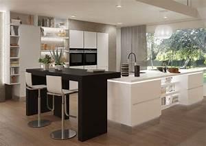 Table Cuisine Moderne : 3 interieurtips voor een moderne keuken ixina ~ Teatrodelosmanantiales.com Idées de Décoration