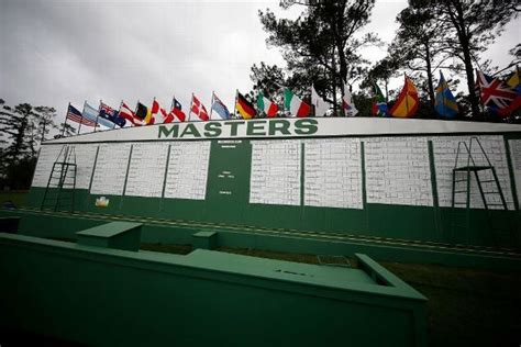 Augusta National Will Still Take Tips From Viewers On Rule