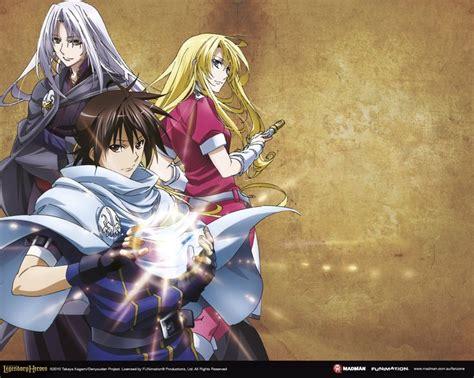 Legend Of Anime Wallpaper - legend of the legendary heroes yaoi legendary heroes