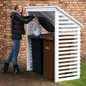 Unterstand Für Mülltonnen : garten kompost and solar on pinterest ~ Lizthompson.info Haus und Dekorationen